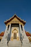 Wat Benchamabophit in Bangkok, Thailand Stockbilder