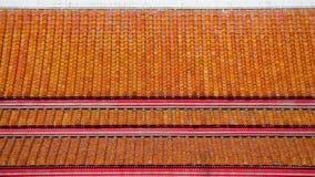 Wat Benchamabophit in Bangkok, Thailand. Stock Images