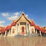 Wat Benchamabophit, bangkok, thailand Stock Photo
