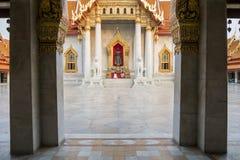Wat Benchamabophit Dusitvanaram zdjęcia stock