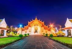 Wat Benchamabophit Dusitvanaram 免版税库存图片