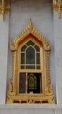 Wat Benchamabophit Dusitvanaram arkivbild