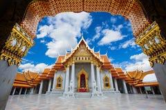 Wat Benchamabophit Dusitvanaram Royalty Free Stock Image