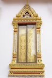 Wat Benchamabophit em Banguecoque, Tailândia Foto de Stock