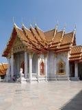 Wat Benchamabophit (Marbel palace) Royalty Free Stock Image