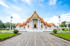 Wat Benchamabophit Stock Photography