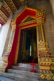 Wat Benchamabophit (Marble temple) Royalty Free Stock Photos