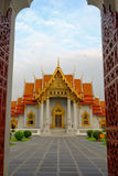 Wat Benchamabophit Stock Photo