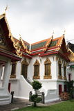 Wat Benchamabophit temple Royalty Free Stock Photography