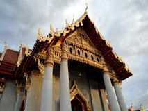 Wat Benchamabophit Temple royalty-vrije stock afbeelding