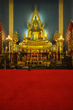 Wat benchamabophit temple bangkok thailand Royalty Free Stock Images