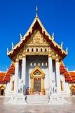 Wat Benchamabophit Temple Royalty Free Stock Image