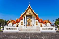 Wat Benchamabophit Temple Royalty Free Stock Photos