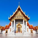 Wat Benchamabophit Temple Royalty Free Stock Photo