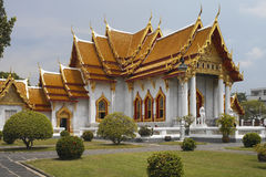 Wat Benchamabophit - Thailand Royalty Free Stock Photos
