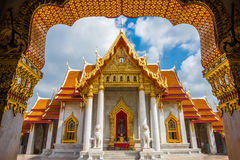 Wat Benchamabophit Thailand. Thailand lunch Royalty Free Stock Photography
