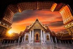Wat benchamabophit Royalty Free Stock Photos