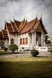 Wat Benchamabopit Royaltyfri Fotografi