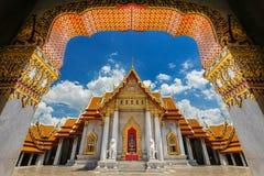 Wat Benchamabopitr Dusitvanaram Fotos de archivo libres de regalías