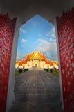 Wat Benchamabopitr Stock Photography