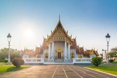 Wat Benjamabophit in Bangkok. Thailand Royalty Free Stock Image