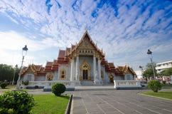 Wat Benjamabopit stockfoto