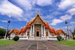 Wat Benjamabopit Fotografia Stock
