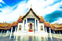 Wat Benjamabopit Imágenes de archivo libres de regalías