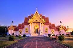 Wat Benjamabopit Dusit Wanaram Stock Image