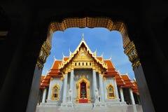 Wat Benjamaborphit Foto de archivo libre de regalías