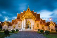 Wat Benjamaborphit Στοκ εικόνες με δικαίωμα ελεύθερης χρήσης