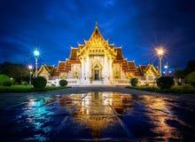 Wat Benjamaborphit Fotografia Stock