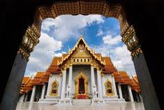 Wat Benjamaborphit Стоковые Изображения