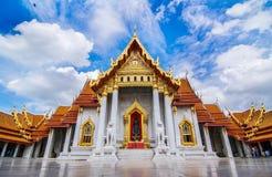 Wat Benjamaborphit Стоковые Фотографии RF