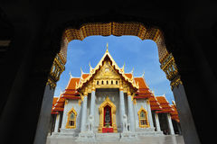 Wat Benjamaborphit Stock Photography