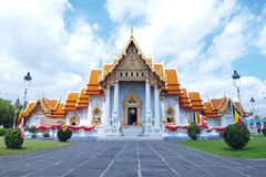 Wat Benjamaborphit, temple in Bangkok, Thailand Stock Photography