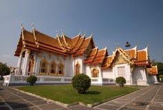 Wat Benjamaborpit Bangkok Thailand Royalty Free Stock Photography