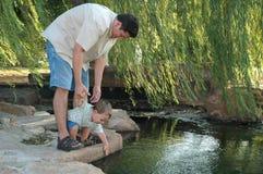 Wat betreft Water stock afbeeldingen