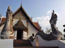Wat Bhumintra Lizenzfreies Stockfoto
