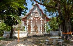 Wat Bo Phut-Tempel Samui, Thailand Lizenzfreie Stockfotos