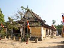 Wat Bo, Siem Reap, Cambodia Stock Images
