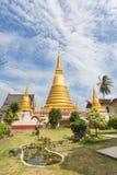 Wat-bot-meuang Temple. Chanthaburi, Thailand Stock Image