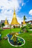 Wat Bot. Mueang Chanthaburi at thailand Royalty Free Stock Photography