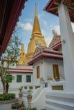 Wat Bowonniwet Vihara, Μπανγκόκ, Ταϊλάνδη Στοκ φωτογραφία με δικαίωμα ελεύθερης χρήσης