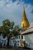 Wat Bowonniwet Vihara Fotos de archivo