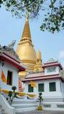 Wat Bowonniwet Vihara, Bangkok fotos de archivo