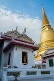 Wat Bowonniwet Vihara, Bangkok, Tailandia Imágenes de archivo libres de regalías