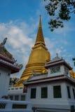 Wat Bowonniwet Vihara, Bangkok, Tailandia Imagen de archivo libre de regalías
