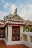 Wat Bowonniwet Vihara, Bangkok, Tailandia Fotografía de archivo