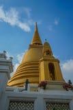 Wat Bowonniwet Vihara, Bangkok, Tailandia Imagenes de archivo